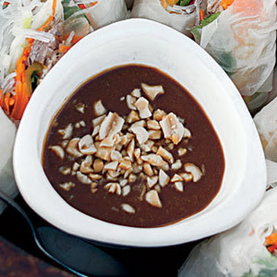 Hoisin-Peanut Dipping Sauce