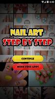 Screenshot of Nail Art Step by Step