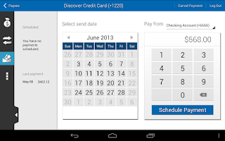 Screenshot of KeyPoint Credit Union