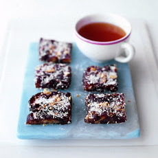 Coconut-Date Bars