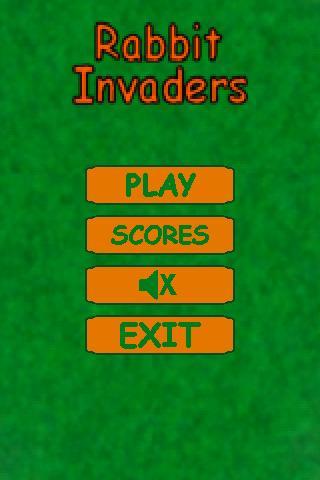 Rabbit Invaders