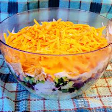 Gail's Seven Layer Salad