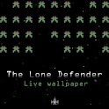 The Lone Defender - LWallpaper icon