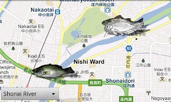 Screenshot of Nushi Fishing