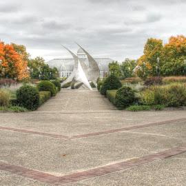 Franklin Park  by Penny VanAtta - Buildings & Architecture Architectural Detail ( park, diesign, franklin )