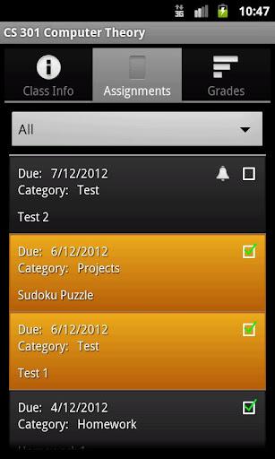 【免費教育App】My Class Assistant FREE-APP點子