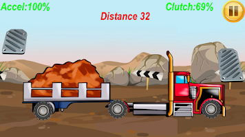 Screenshot of Truck Pulling