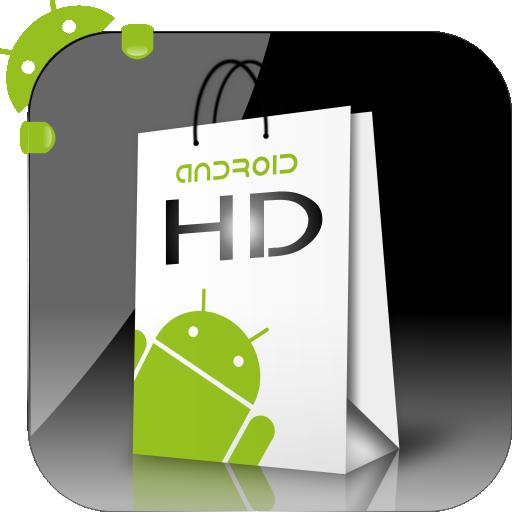 ADW THEME 主題水晶黑HD LOGO-APP點子
