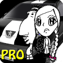 Peugeot 107 Stripes PRO icon