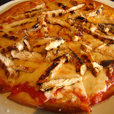 Bistro Grilled Chicken Pizza