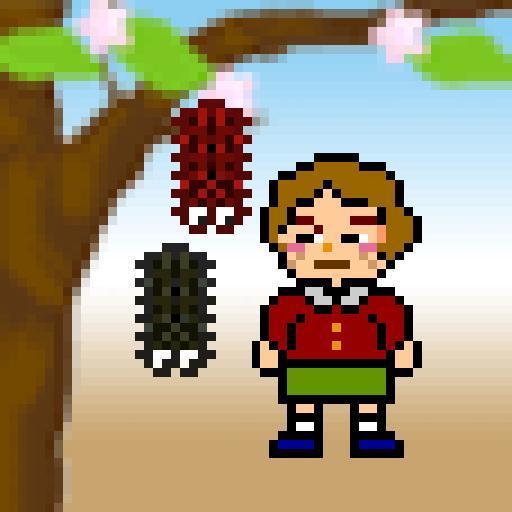 おかんと毛虫 動作 App LOGO-APP試玩