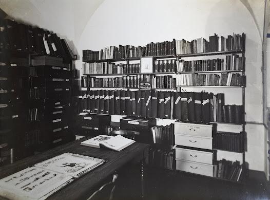 Ook kranten gelden als kennisdragers: Otlet sticht het Internationaal Museum van de Pers, alsook ...