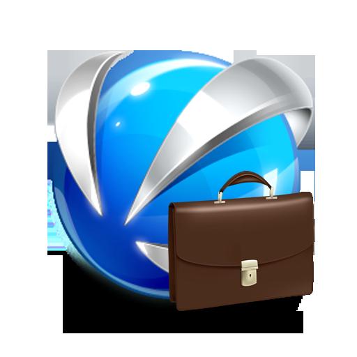 KDrive for Business LOGO-APP點子