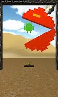 Screenshot of Crazy Bricks 3D