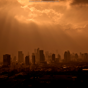 BKK by Frank Photography - Landscapes Weather ( golden hour, sunset, sunrise, mood factory, color, lighting, moods, colorful, light, bulbs, mood-lites, photographers, taking a photo, photographing, photographers taking a photo, snapping a shot,  )