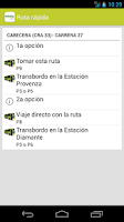 Screenshot of Mi Ruta - Metrolínea