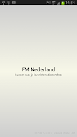 Screenshot of FM Nederland