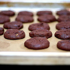 Cocoa Powder Cookies.
