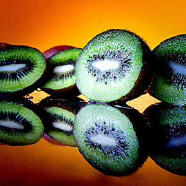 Kiwi by Janette Ho - Food & Drink Fruits & Vegetables