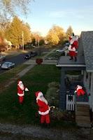 Screenshot of Instant Santa
