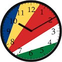 Analog Country Clock icon