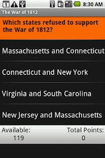 The War of 1812: Shmoop Guide - screenshot