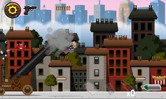 Screenshot of Angry Gran Toss