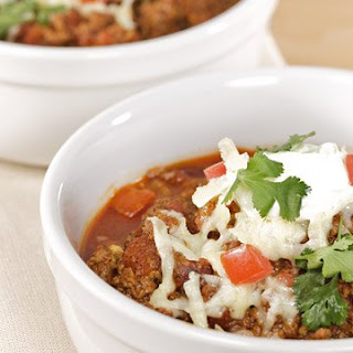Jimmy Fallon's Crock-Pot Chili