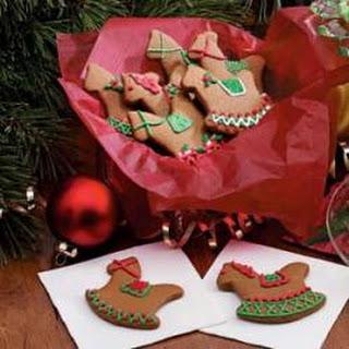 Horse Cookies Molasses Recipes