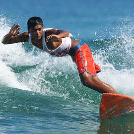 Focus by Zainal CZmania - Sports & Fitness Surfing ( surfing, sport )