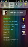 Screenshot of Spades Online Tournament! FREE