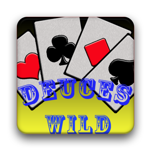 TouchPlay Deuces Wild Poker LOGO-APP點子