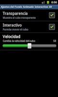 Screenshot of 3D Rosario Fondo Animado