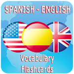 Spanish English Flashcard APK Image