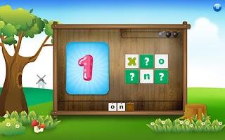 Screenshot of ABC puzzle HD Free