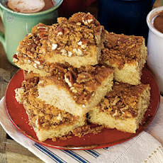Streusel-Spiced Coffee Cake