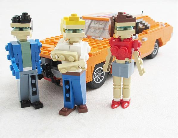 Lego Dukes Of Hazard