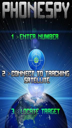 PhoneSpy - CellPhone Tracker