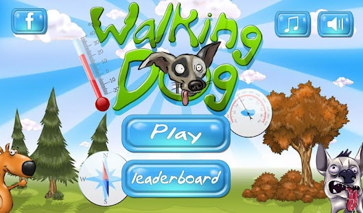Walking Dog - screenshot