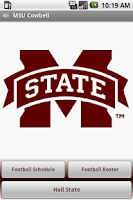 Screenshot of MSU Cowbell