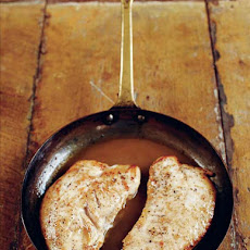 Turkey Cutlets with Marsala