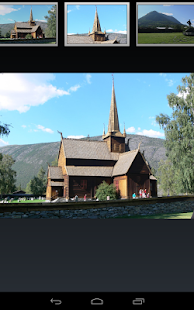 Norwegian:Reinli stave church - screenshot