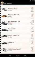 Screenshot of Draw Super Autos Cars