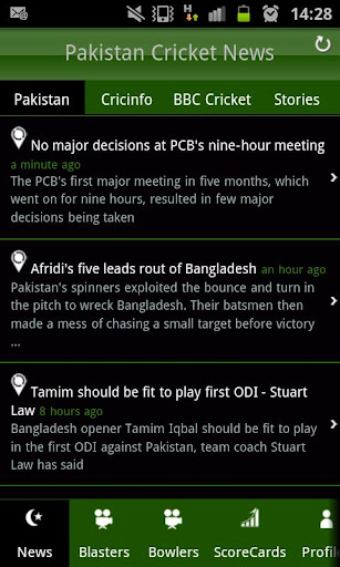 Pakistan Cricket News