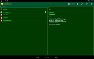 Screenshot of Password Safe Pro