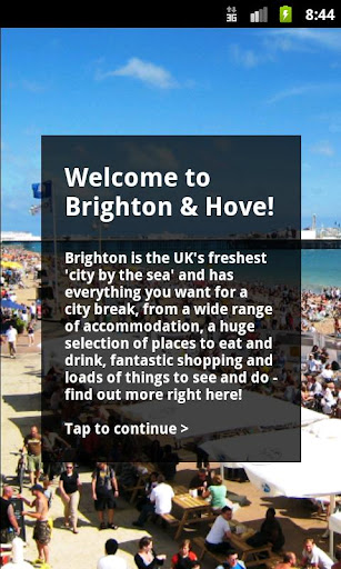 Brighton Official Guide