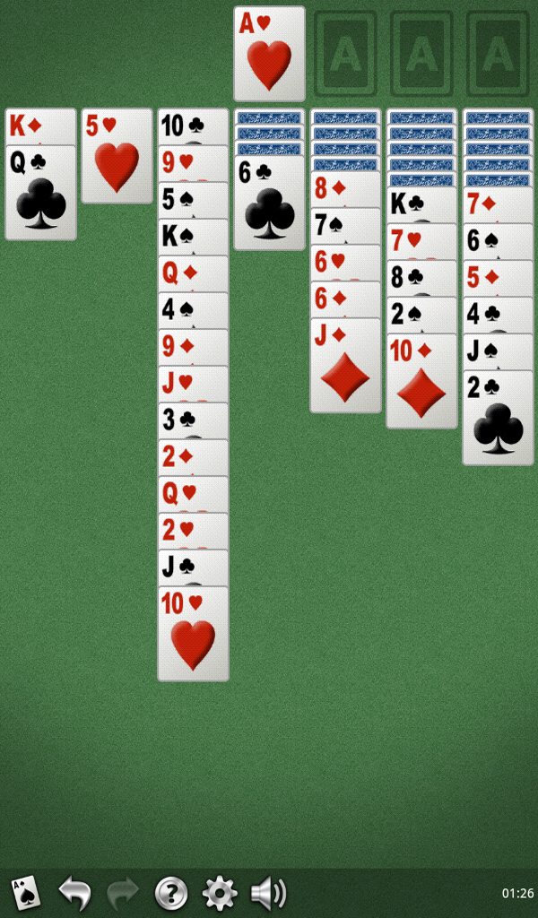 Yukon Gold Solitaire Screenshot 7