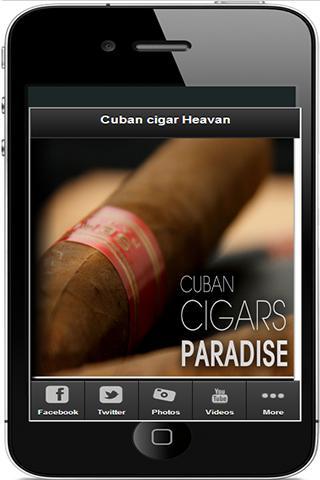 Cuban Cigar heaven