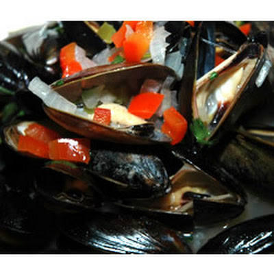 Mike's Drunken Mussels