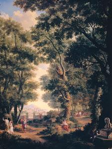 RIJKS: Jurriaan Andriessen: painting 1771